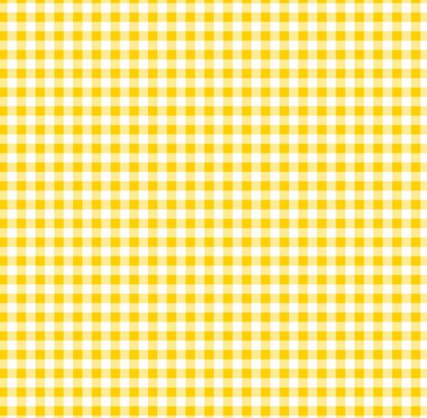 Metrajes, telas por metros, Petit vichy amarillo