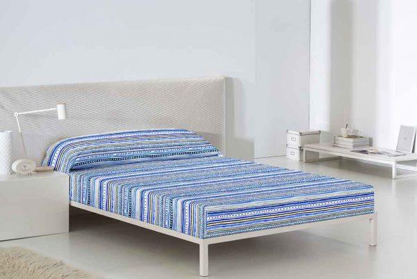 Foulard multiusos cama Océano