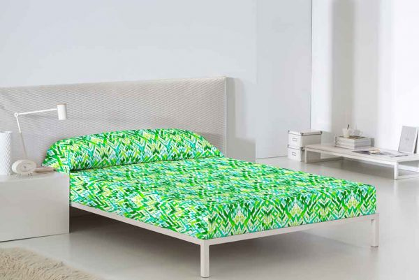 Foulard multiusos cama Tropical