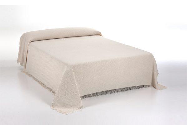 foulard rombo cama crudo