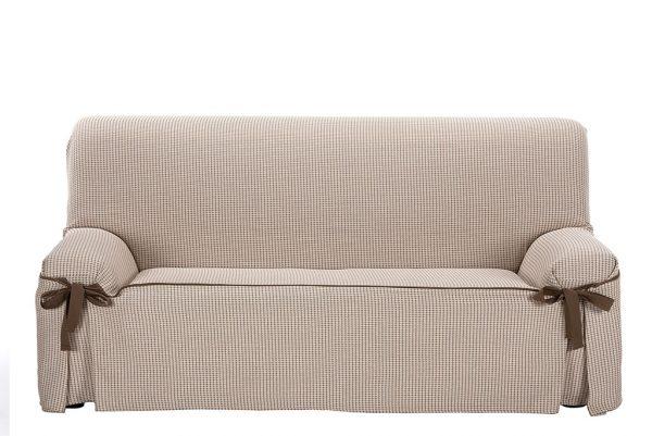 Funda de sofa lazos corfu lino