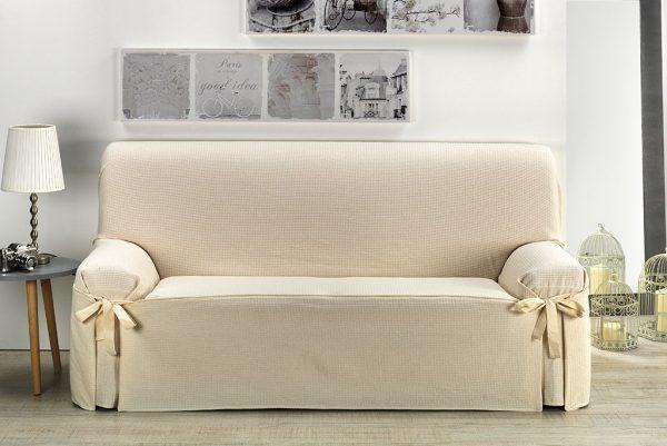 Funda de sofá lazos corfu